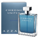 Azzaro Chrome United barbat