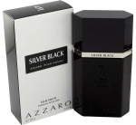 AZZARO Silver Black men