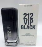 Carolina Herrera 212 VIP Black TESTER barbat