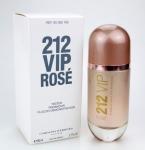 Carolina Herrera 212 VIP Rose TESTER dama