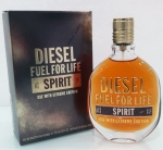 Diesel Fuel For Life Spirit TESTER barbat