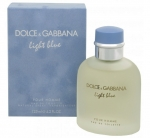 DOLCE GABBANA Light Blue pour Homme parfum ORIGINAL barbat