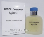 Dolce Gabbana Light Blue TESTER barbat