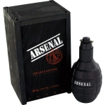 Gilles Cantuel Arsenal Black barbat