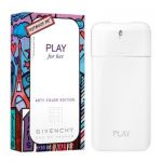 Givenchy Play For Her white dama