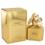 Marc Jacobs Daisy Shine Gold dama