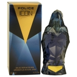 Police Icon barbat
