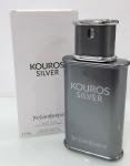 Yves Saint Laurent Kouros Silver TESTER barbat