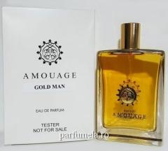 Amouage Gold man TESTER barbat