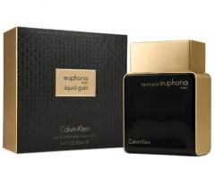 Calvin Klein Liquid Gold Euphoria Men barbat