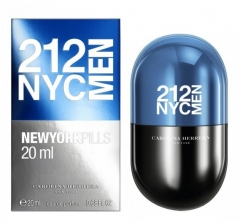 Carolina Herrera 212 NYC Men Pills barbat