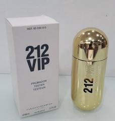 Carolina Herrera 212 VIP TESTER dama