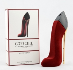 Carolina Herrera Good Girl Velvet Fatale TESTER dama