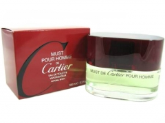 CARTIER Must de Cartier Pour Homme barbat