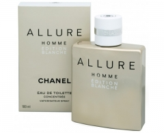 CHANEL Allure Homme Edition Blanche barbat