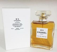 Chanel No 5 TESTER dama