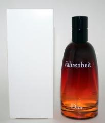 Christian Dior Fahrenheit TESTER barbat