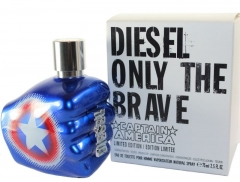 DIESEL Only The Brave Captain America barbat