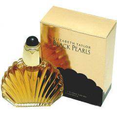 Elizabeth Taylor Black Pearls dama