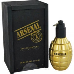 Gilles Cantuel Arsenal Gold barbat