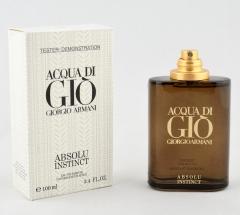 Giorgio Armani Acqua Di Gio Absolu Instinct TESTER barbat