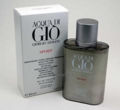 Giorgio Armani Acqua Di Gio Sport TESTER barbat