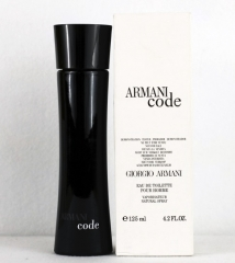 Giorgio Armani Black Code TESTER barbat