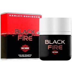 Harley Davidson Black Fire barbat
