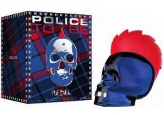 Police To Be Rebel barbat