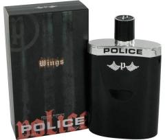 POLICE Wings barbat