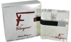 SALVATORE FERRAGAMO F by Ferragamo Black barbat