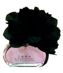 Zara Black Peony dama