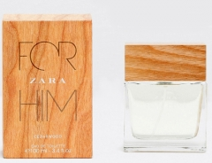 Zara for Him Cedar Wood barbat