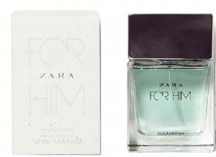 Zara for Him Silver Edition barbat
