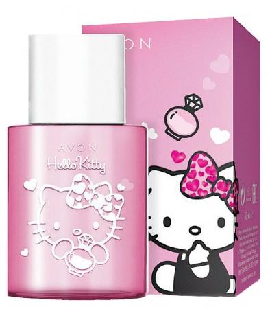 Avon Hello Kitty dama