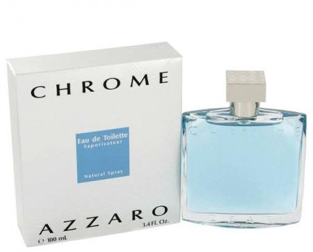 AZZARO Chrome barbat