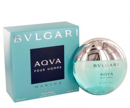 BVLGARI Aqva Pour Homme Marine parfum ORIGINAL barbat