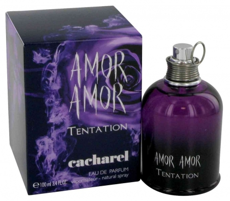 CACHAREL Amor Amor Tentation dama
