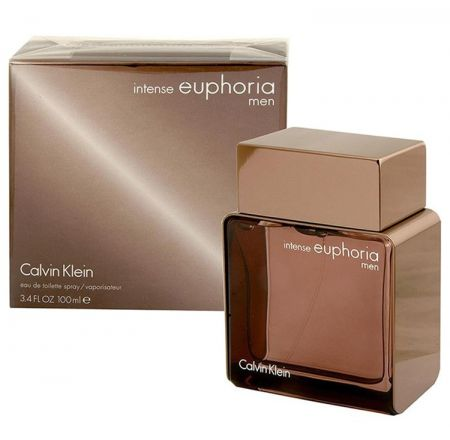CALVIN KLEIN Euphoria Men Intense parfum ORIGINAL barbat