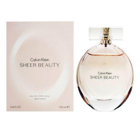 Calvin Klein Sheer Beauty dama