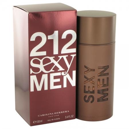 CAROLINA HERRERA 212 Sexy parfum ORIGINAL barbat