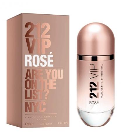 Carolina Herrera 212 VIP Rose dama