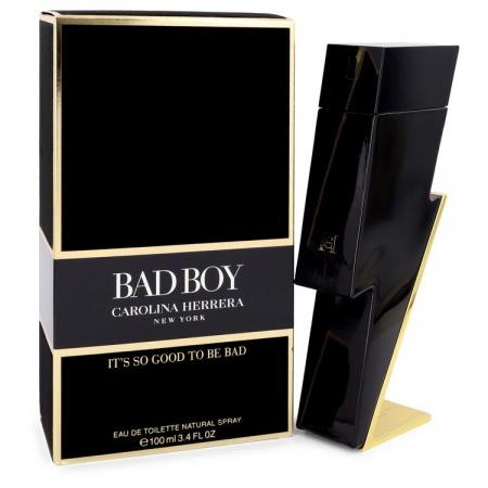 Carolina Herrera Bad Boy parfum ORIGINAL barbat