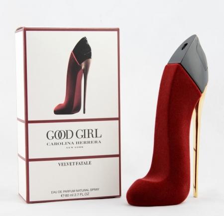 Carolina Herrera Good Girl Velvet Fatale TESTER dama