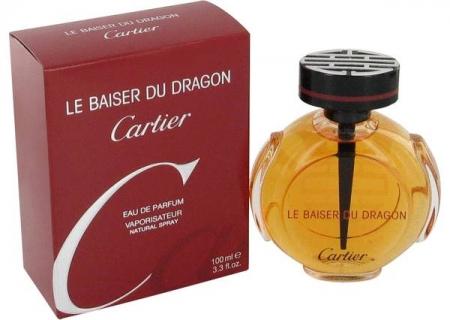 CARTIER Le Baiser Du Dragon dama
