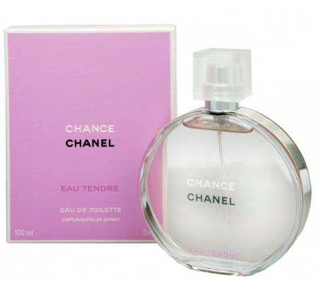 CHANEL Chance Eau Tendre dama