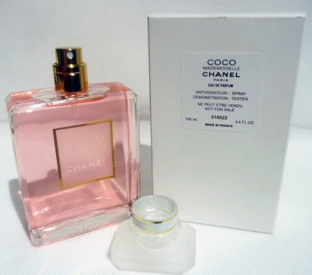 Chanel Coco Mademoiselle TESTER dama