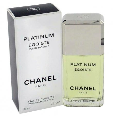 CHANEL Platinum Egoiste parfum ORIGINAL barbat