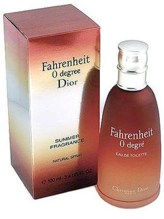 Christian Dior Fahrenheit 0 Degree barbati