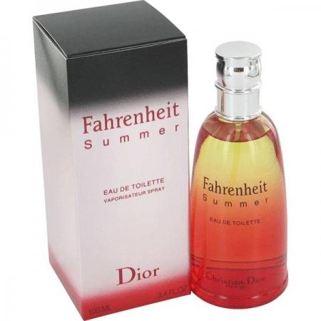 CHRISTIAN DIOR Fahrenheit Summer barbat